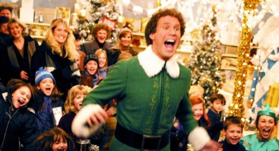 Top 10 Christmas Movie Characters: No.2 - Will Ferrell as Buddy ...