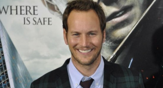 Patrick Wilson will play the lead role