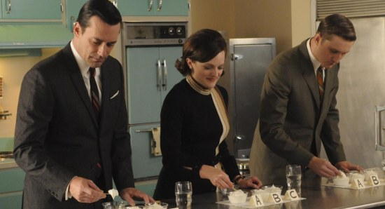 Scene from Mad Men