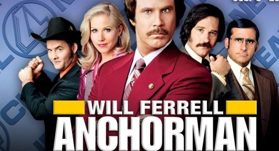 Anchorman news team