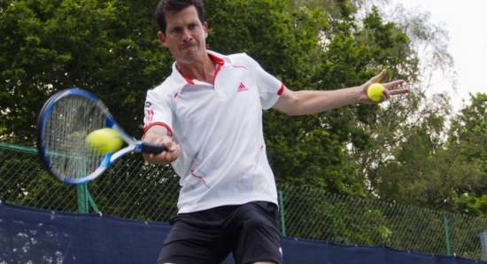 He will team up with Tim Henman to raise money for cancer research