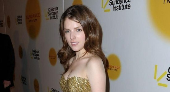 Anna Kendrick at the Sundance Institute
