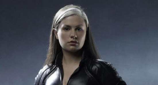 Anna Paquin played Rogue in the original X-Men trilogy