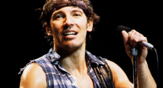 Bruce Springsteen did it with Born in the USA