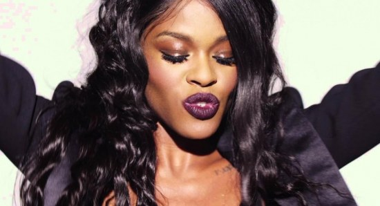 Azealia Banks angry with Rita and Cara