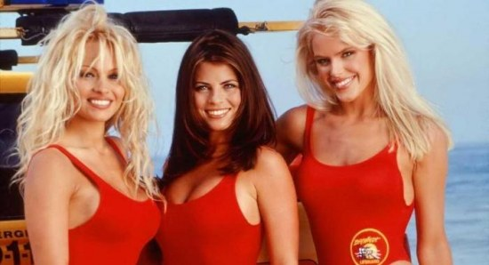 Old Baywatch pic