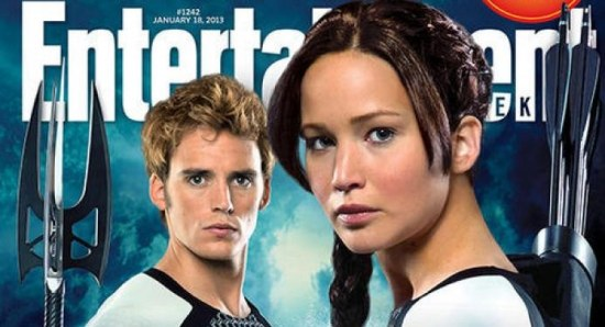 The EW cover for Catching Fire