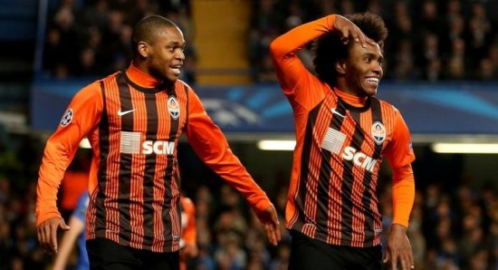 Shakhtar Donetsk will need to score if they want to go through
