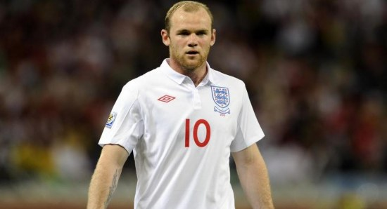 Wayne Rooney was labelled as a 'hoolingan' by Marca before the match
