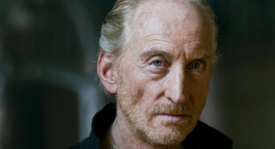 Charles Dance plays Tywin Lannister in 'Game of Thrones'