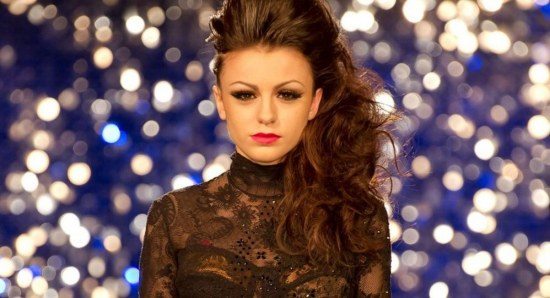 Cher Lloyd in her X Factor days