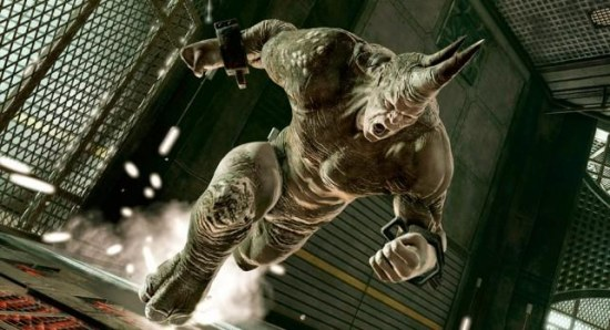 Rhino will also appear in The Amazing Spider-Man 2