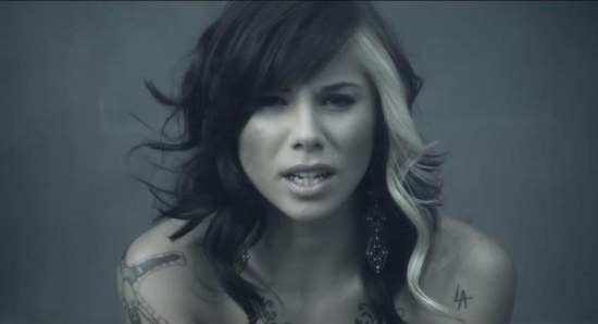Christina Perri in music video