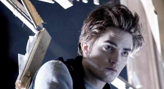 Robert Pattinson in 'Twilight'