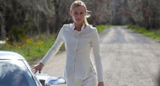 Diane Kruger as 'The Seeker'