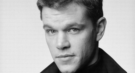 Matt Damon is also in the film