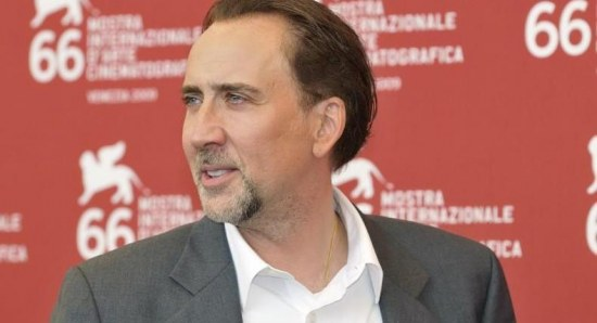 Nicolas Cage may also appear in the movie