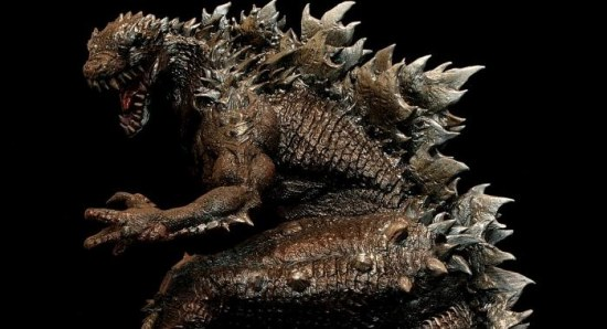 The Godzilla reboot is set to next year