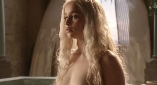Emilia Clarke Has Done Nude Scenes In Game Of Thrones