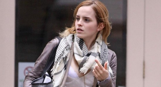 Emma Watson has left the project