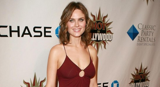 Emily Deschanel movies and tv shows