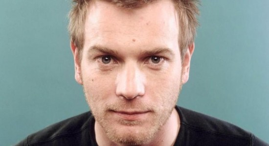 Ewan McGregor in a press portrait