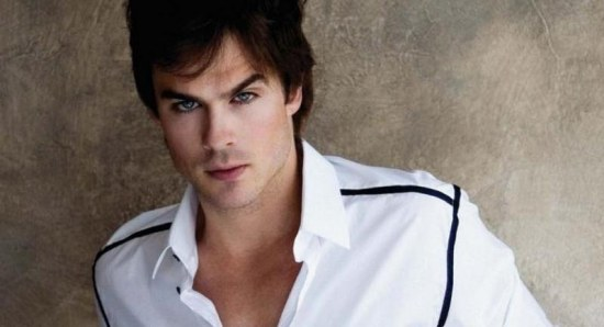 Ian Somerhalder is a fans favourite