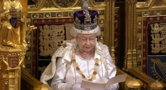 The Queen's speech