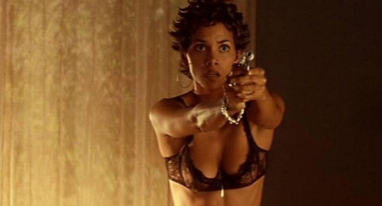Halle Berry won the Oscar for 'Monster's Ball'