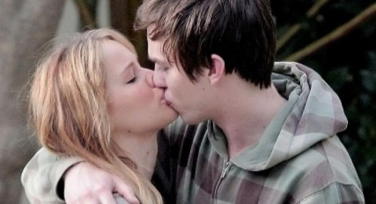 Jennifer Lawrence and ex boyfriend Nicholas Hoult