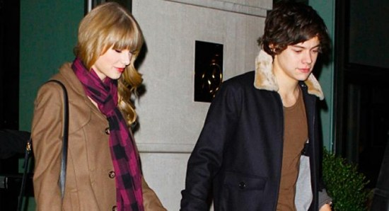 Harry Styles and Taylor swift on a date