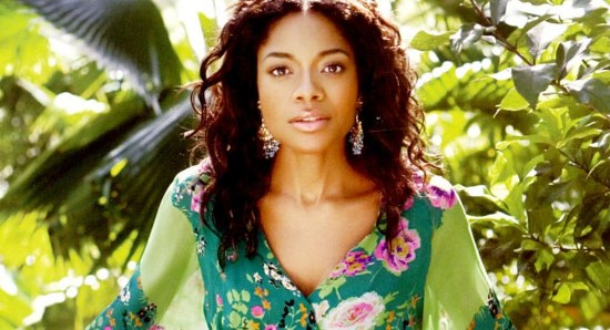 Naomie Harris plays Winne Mandela