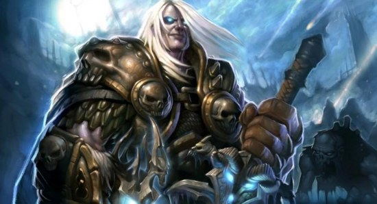 World of Warcraft is another being adapted for the big screen