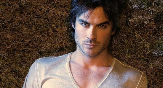 Ian Somerhalder is also in the running