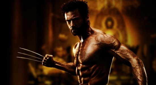 Hugh Jackman in The Wolverine