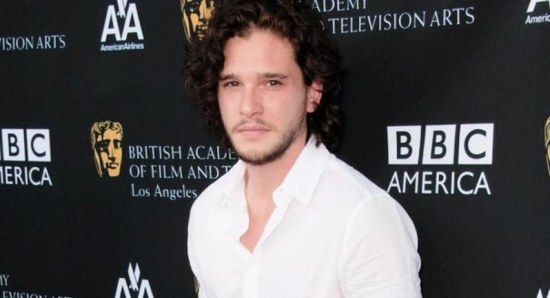Kit Harington also appears in the film
