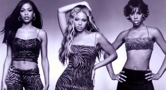 Destiny's Child are getting back together