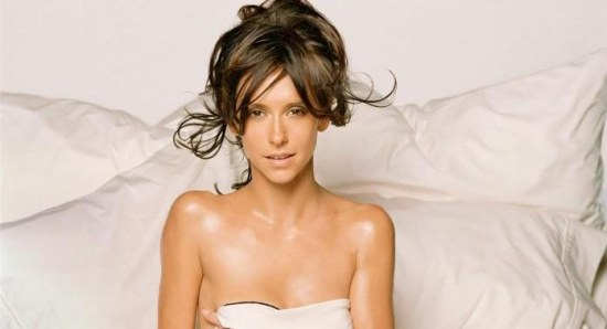 Jennifer Love-Hewitt in a magazine pictorial