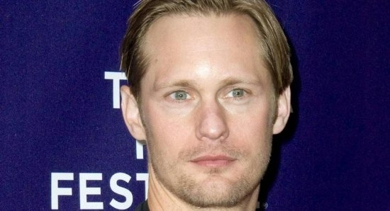 Alexander Skarsgard is the top choice to play Tarzan