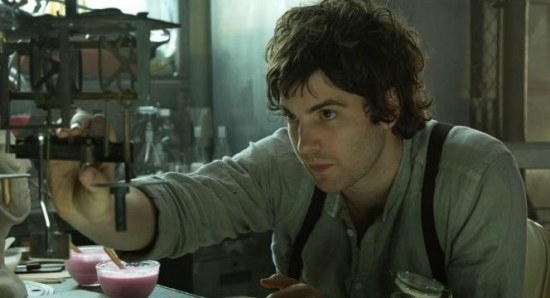 Jim Sturgess in Upside Down