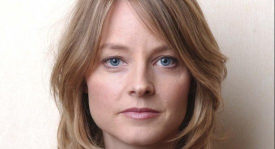 A press photo of Jodie Foster