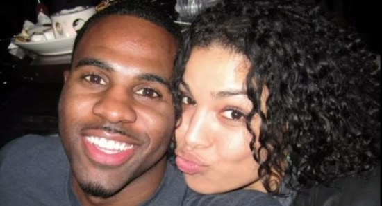 Jordin Sparks took care of Jason Derulo after his neck break