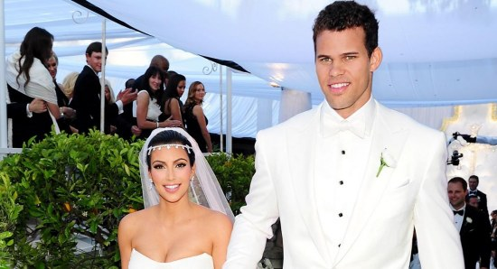 Kim Kardashian's marriage to Kris Humphries