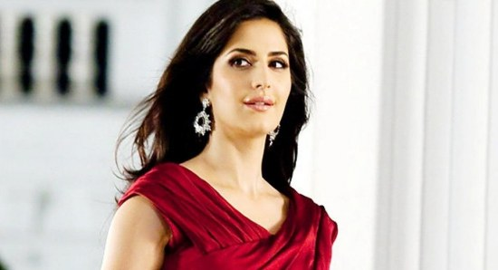 Katrina Kaif in action