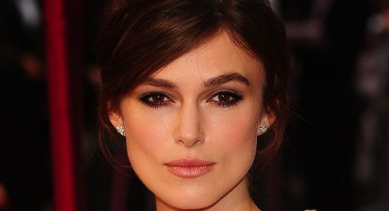 Keira Knightley at the world premiere of 'Anna Karenina'
