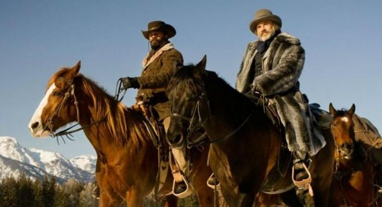 A still from 'Django Unchained'