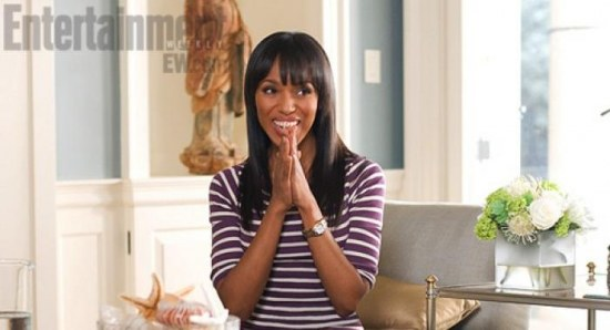First look pic of Kerry Washington in Tyler Perry Presents Peeples