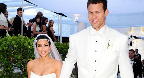 Kim Kardashian's wedding with Kris Humphries