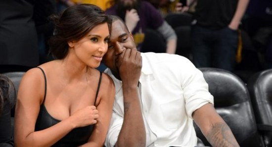 Kim is now dating rapper Kanye West