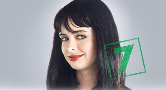 Krysten Ritter movie poster